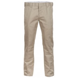 Pantalon Dickies Slim Fit Work Khaki