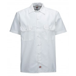 Chemise Dickies Work Shirt Original White