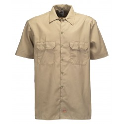 Chemise Dickies Work Shirt Original Beige