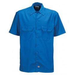 Chemise Work Shirt Original Bleu roi