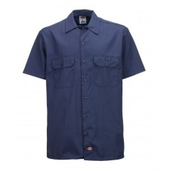 Chemise Dickies Work Shirt Original Dark Navy