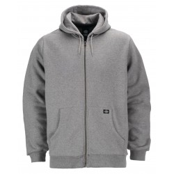 Sweat Capuche Zippé Kingsley Gris