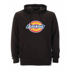 Sweat à Capuche Dickies Logo Nevada Noir