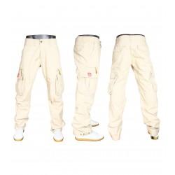 Pantalon Molecule beige